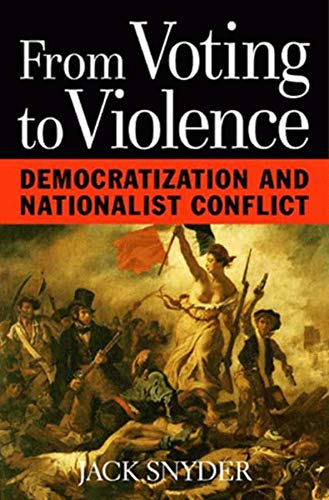 From Voting to Violence: Democratization and Nationalist Conflict