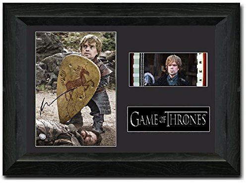 Game of Thrones 35 mm Film Cell Stunning display s11 New Style Signed