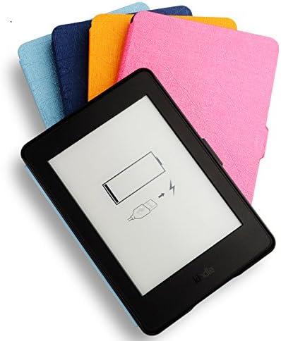 DH-Outlet Amazon Kindle Paperwhite móvil 1, 2, 3 Cover Case Funda Verde Carcasa Auto Sleep Wake up 6 Pulgadas Cierre magnético de Piel sintética: Amazon.es: Electrónica