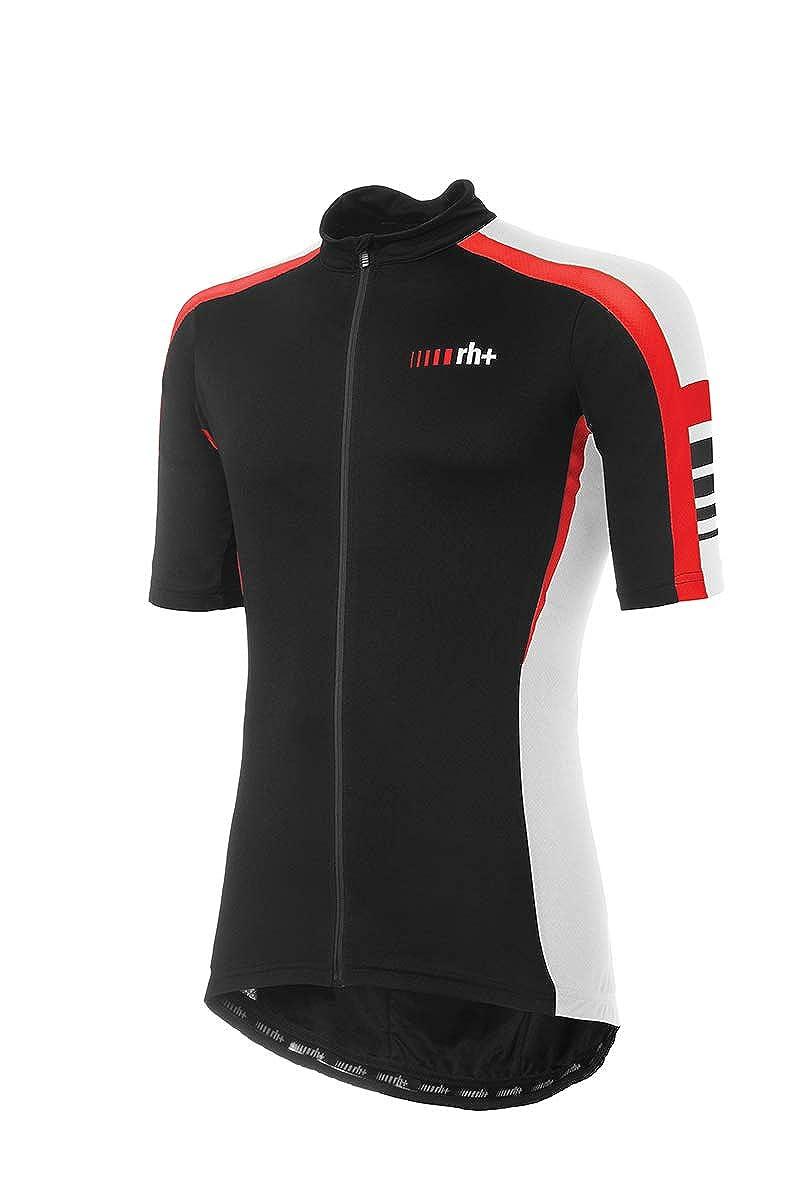 【今日の超目玉】 [アールエイチプラス] ECU0621 Forza Jersey B07MVWYSCN 903 Black-White-Red Jersey L L サイクルジャージ Black-White-Red EU L (日本サイズL相当) B07MVWYSCN, シラカワシ:563da2f8 --- brp.inlineteambrugge.be