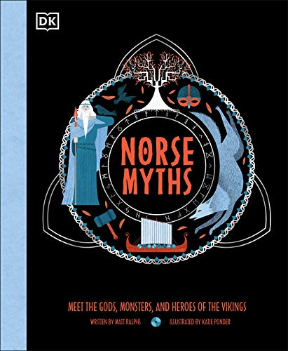Book Cover: Norse Myths