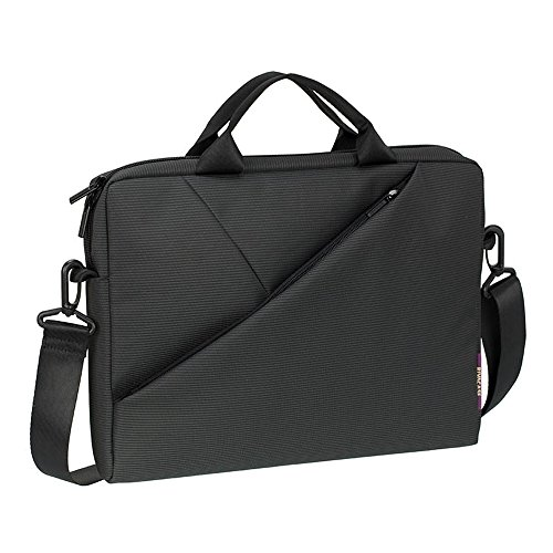 Rivacase 8720 Ultra Slim Polyester, kompakt, für Notebooks, 13.3in, grau