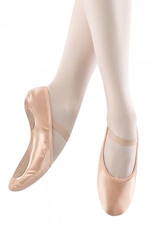 Sole Ii Satin Bloch Sports uk Amazon Ballet Prolite co Shoe Split RIZ4q