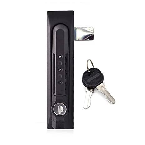Amazon.com: Industrial clóset de cerradura de puerta bloqueo ...