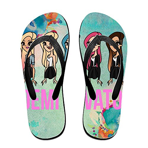 Shehe Demy Lobarrney Unisex Leisure Beach Flip-flops Slippers Size M (Ugg Flip Flop Slippers)