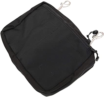 Scuba Diving Mesh Gear Bag Zipper Pocket for Dive Reel SMB  Hook Gear