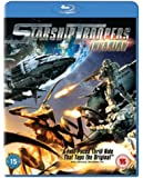 Starship Troopers: Invasion [Blu-ray]