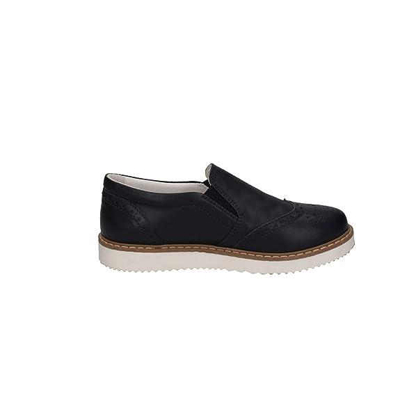 Mocassin Femmes ete Loafer Ultra Leger Respirant Chaussures BDG-XZ051Noir35 1EzR66