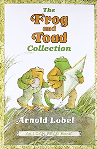 the frog and toad collection box set includes 3 favorite frog and