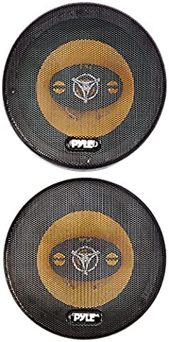 PYLE PLG6.4 6.5-Inch 300 Watt Four-Way Speakers (Acura Tsx 2005 Grill)