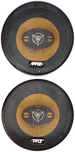 PYLE PLG6.4 6.5-Inch 300 Watt Four-Way Speakers