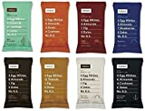 RXBAR Whole Food Protein Bars 8 Flavor Variety Pack, 1.83 Ounce (Pack of 8)