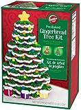 Wilton Pre-baked Gingerbread Tree Kit