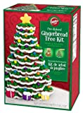 Wilton Pre-baked Gingerbread Tree Kit