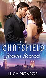 Sheikh's Scandal (Mills & Boon M&B) (The Chatsfield - Book 1)