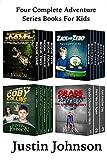Books for Kids: Four Fantasy Adventures Box Set For Kids: Kids Fantasy Books, Kids Mystery Books,...