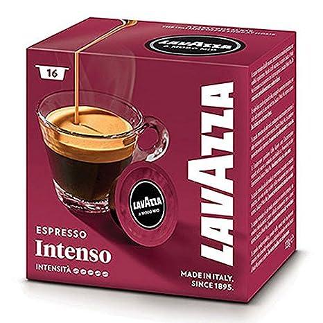 Lavazza Modo Mio Espresso Intenso 16 máquina de café Cápsulas: Amazon.es: Hogar