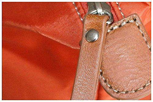 Per Donna Arancione Plastica Sacchetto Maniglie Katana Di qxRYX4tw