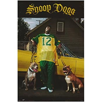 Amazon.com: 11 x 17 Póster de la película Snoop Dogg: Home ...