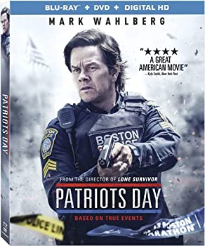 Patriots Day (Blu-ray + DVD + Digital)