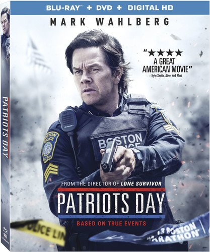 Blu-ray : Patriots Day (2 Pack, 2 Disc)