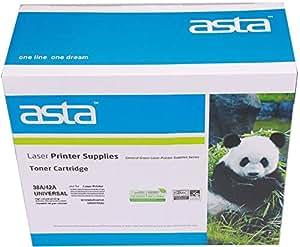 Asta Compatible Toner Cartridge For Hp-q1338a Universal, Black [hp-q1338a/q5942a]