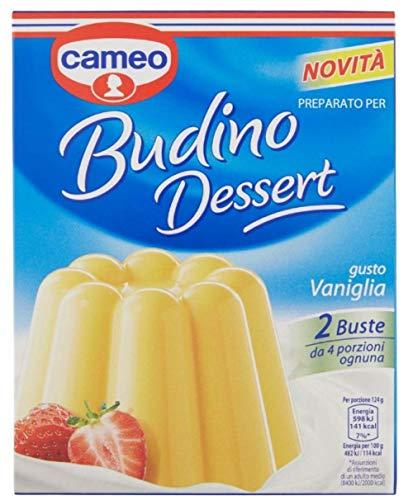 Cameo Pudding Desert Vanilla Flavor 200g