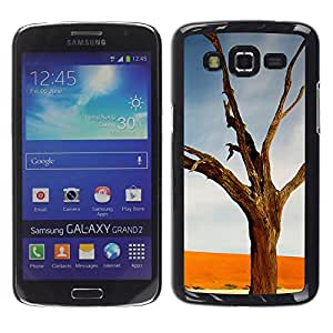 Exotic-Star ( Plant Nature Forrest Flower 15 ) Fundas Cover Cubre Hard Case Cover para Samsung Galaxy Grand 2 II / SM-G7102 / SM-G7105