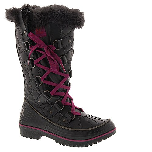 SOREL Tivoli Twist Boot - Women's Black 10.5 (Tivoli Twist Boot)