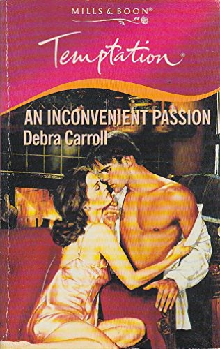 book cover of An Inconvenient Passion