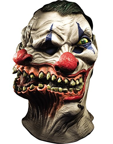 Rubie's Costume Co Siamese Clown Mask (Siamese Ruby)