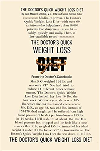 Buy The Doctor S Quick Weight Loss Diet Book Online At Low Prices In India The Doctor S Quick Weight Loss Diet Reviews Ratings Amazon In