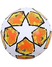 كرة قدم على شكل نجوم، مقاس 5 - متعددة الالوان