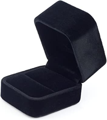 Le Premium Caja de Regalo/Caja de Regalo de Terciopelo pilón Alto ...