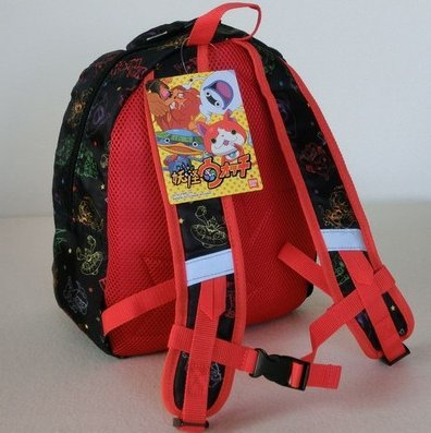 Cosplay Costume Malaysia Anime (Bandai specter watch M daypack Kids backpack)
