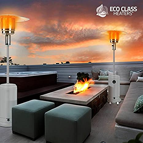 Estufa de Gas Exterior Eco Class Heaters GH 12000W: Amazon ...