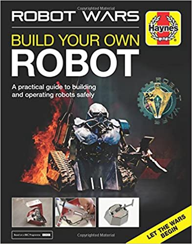 Superior Robot Wars: Build Your Own Robot Manual (Haynes Manuals)