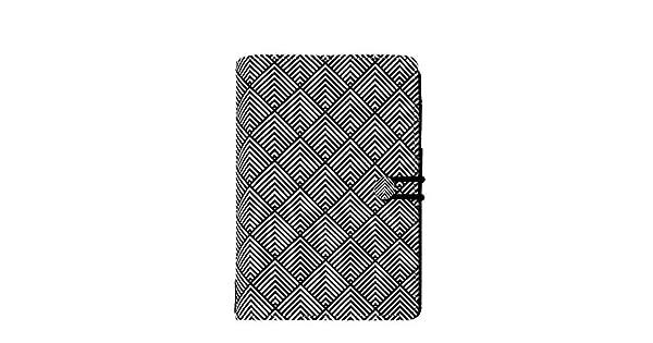 color blanco y negro Filofax Personal Impressions Organizador de fotos