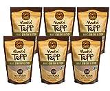 #8: Maskal Teff Brown Teff Flour, 16 Ounce (6 pack)