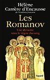 vignette de 'Les Romanov (Hélène Carrère d'Encausse)'