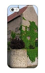 AnnaSanders USVPsSh5090ahmvn Case Cover Iphone 5/5s Protective Case Schloss Sommersdorf Castle Man Made Castle