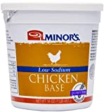 chicken soup base no msg - Minor's Chicken Base, Low Sodium, 16 Ounce