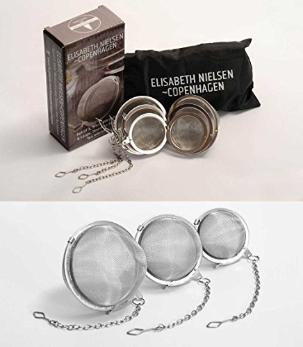 Strainer Infusers Herbal Stainless Warranted product image