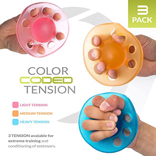 Finger Exerciser & Hand Strengthener