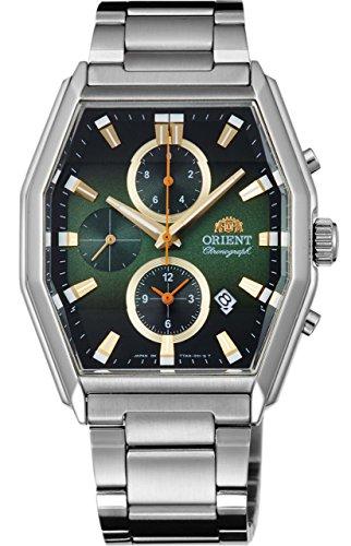 ORIENT watch NEO 70s neo-Seventies FOCUS EIGHT Green WV0561TT Men