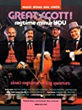 Great Scott! Ragtime Minus You: Music Minus One Violin (Music Minus One (Numbered))