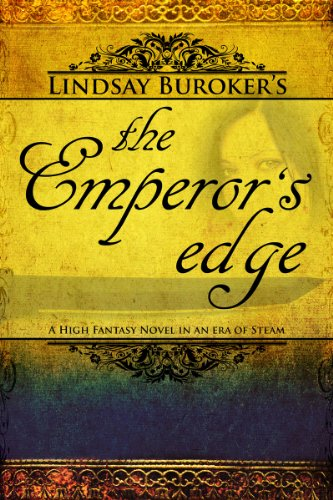 <strong>Four Brand New Kindle Freebies!! Download Now While Still Free! Lindsay Buroker's <em>THE EMPEROR'S EDGE</em>, Lauryn J. Douglas' <em>BUTTERFLIES FROM HEAVEN</em>, Robert Iannone's <em>THE SWORD AND THE ROSE</em> and Carolyn Ives Gilman's <em>HALFWAY HUMAN</em></strong>