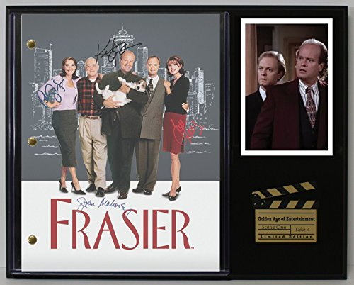 Frasier Ltd Edition Reproduction Television Script Display C3