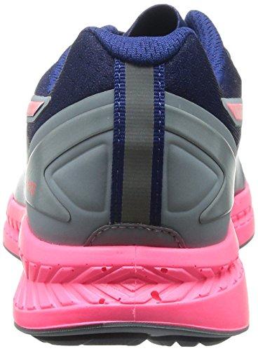 Puma Ignite women Running Shoes Fitness Jogging 188077 01 grey pink VAPOR-BLUEPRINT-PINK