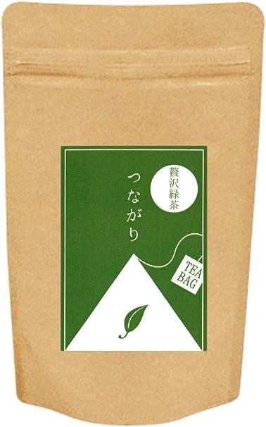 末崎園 贅沢緑茶TB つながり